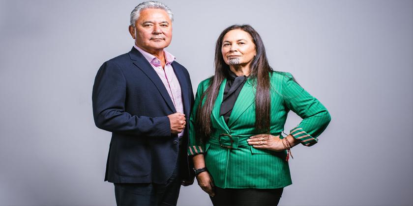 Press Release   Māori Party Pou Support New Leadership Team