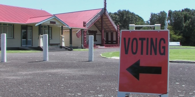 Electoral commission undermining of Maori rights - Complaints nationwide