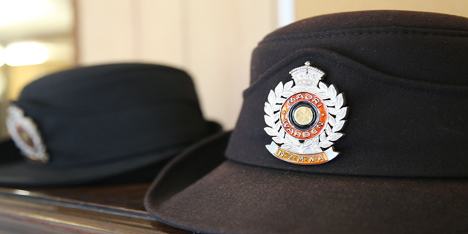 Māori Wardens suitable for diversion