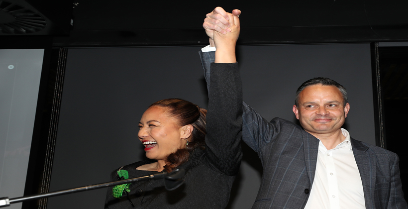 Green Party win defies history