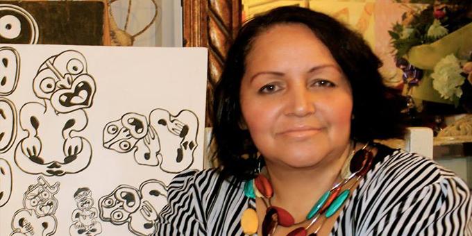 Fox wants Maori symbols in parliamentary palaver