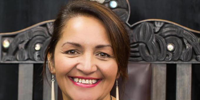 Maori Party co leader