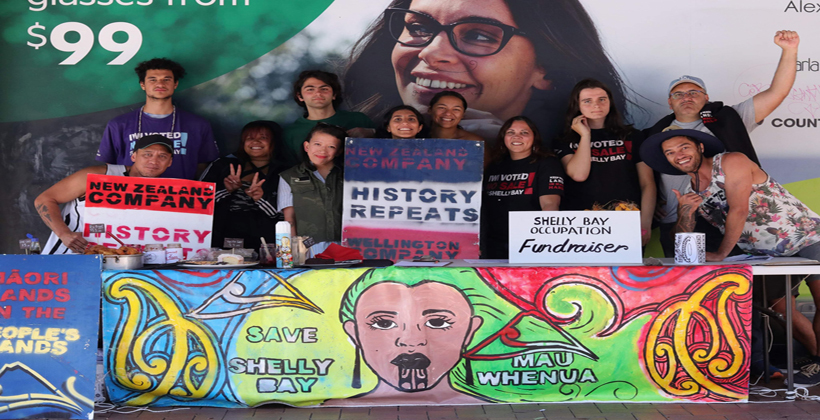 Mau Whenua stands firm against Shelly Bay deal