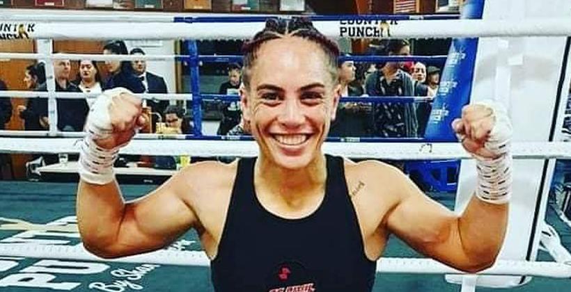 Motu the Nightmea takes women's boxing title