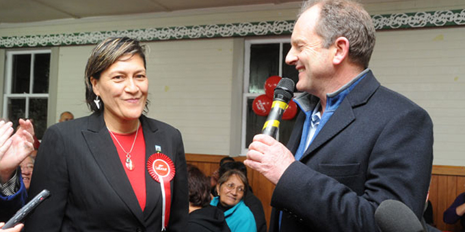 Whaitiri goes from candidate to MP in waiting