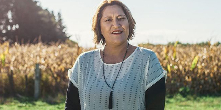 No shove for Whaitiri from caucus role