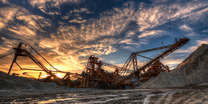 Māori trampled on in mining rush