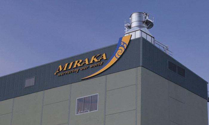 New boss for Miraka