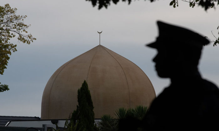 Mosque terrorist best ditched
