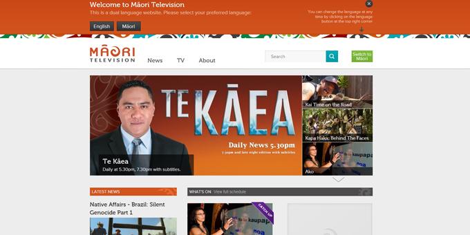 Maori Television revamp put on hold