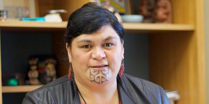 Hauraki Waikato MP Nanaia Mahuta on Paakiwaha.