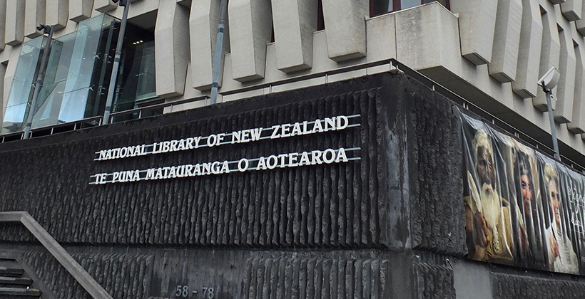 Pirates let loose in National Library