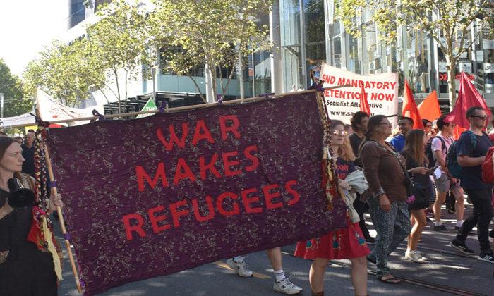 Call for forum pressure over Nauru refugees