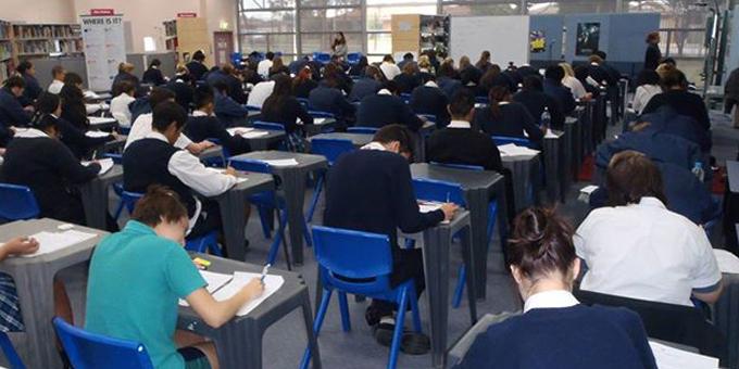 Education data shows gap