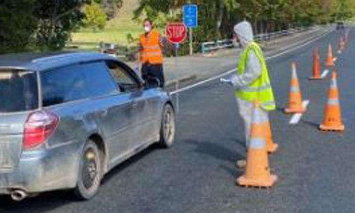 Taranaki iwi launch checkpoints