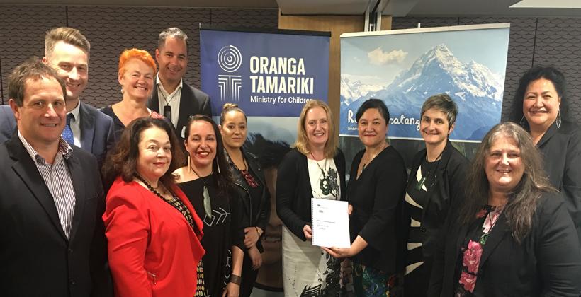 Ngāi Tahu to formally partner with Oranga Tamariki