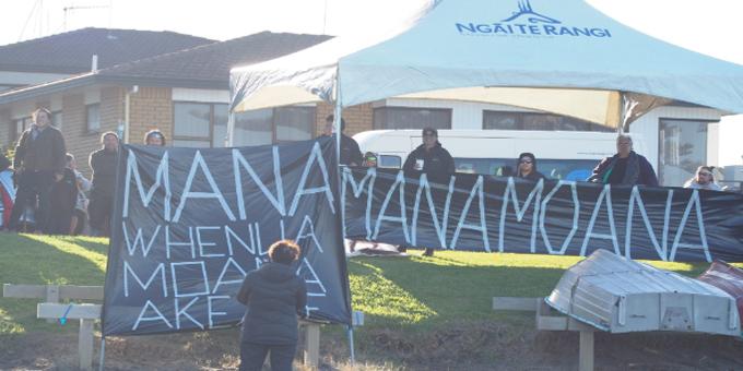 Pooti a Ngāi Te Rangi ki a Nahinara