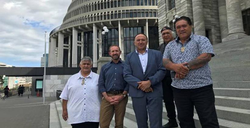 Ngāpuhi in Australia to hear settlement plans