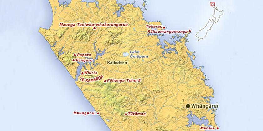 Hapū dug up for Ngāpuhi battle