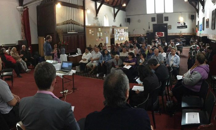 Far flung Ngāti Hine nix settlement proposal