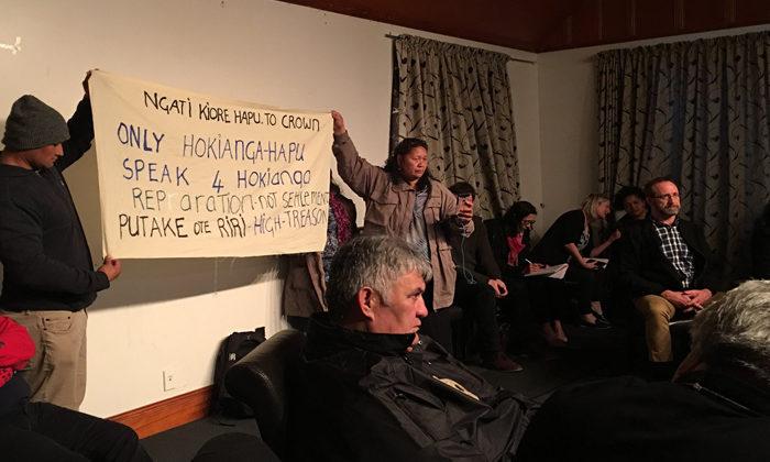 Hapū control key to Ngāpuhi talks resumption