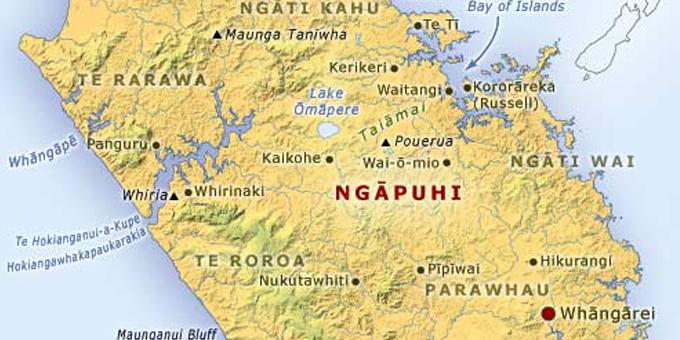 Ngapuhi Runanga fights claim fragmentation