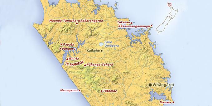Whakaroherohea te Tai Tokerau kia 6 ngā wāhanga