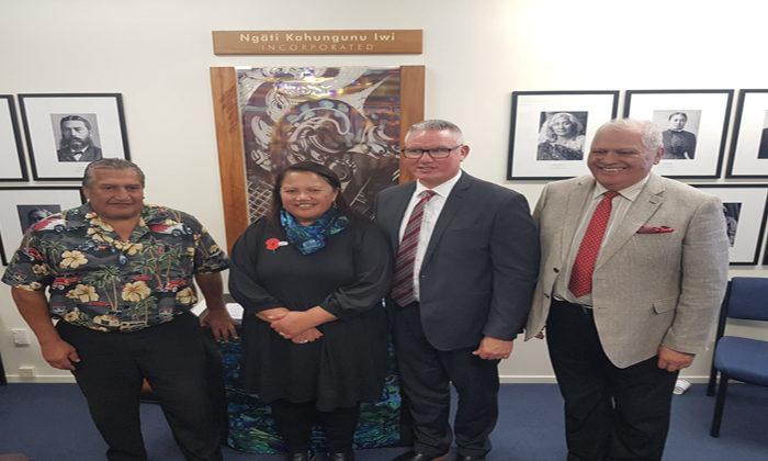 Maori Pathways first step on prison change