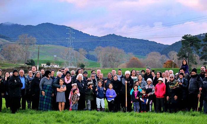Land gift brings papakainga home