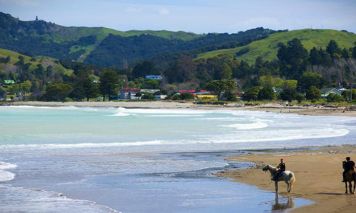 Call for hapū to get on board Porou foreshore deal