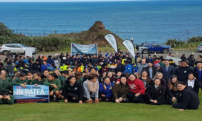 Ngāti Ruanui readies for next round of seabed battle