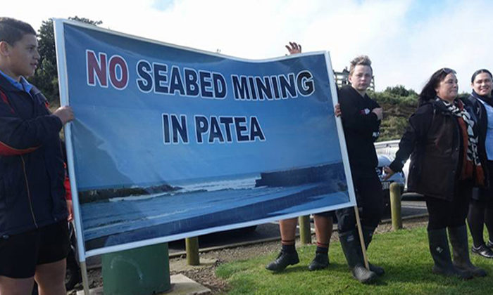 Ruanui up for another seabed battle