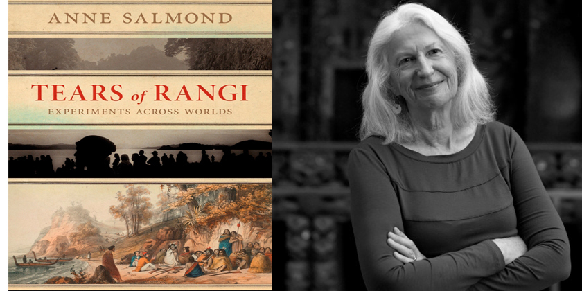 Dame Anne Salmond shortlisted for £25k British Academy prize