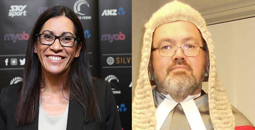 Taurua and Williams lead Maori honours list.