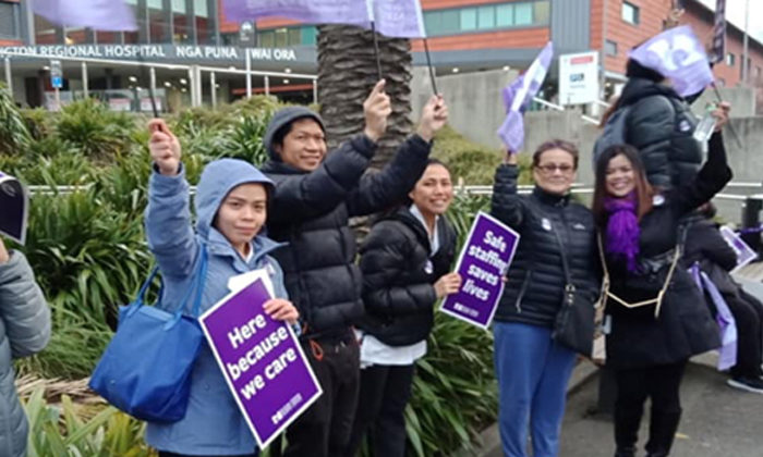 Hospitals workers get up to 40 percent pay rise
