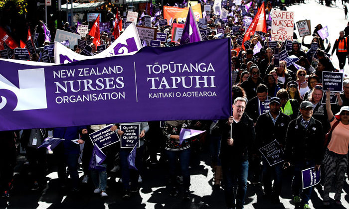 Strike looms after pay parity talks fail