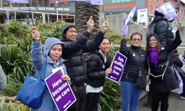 Hauora staff push for equal pay