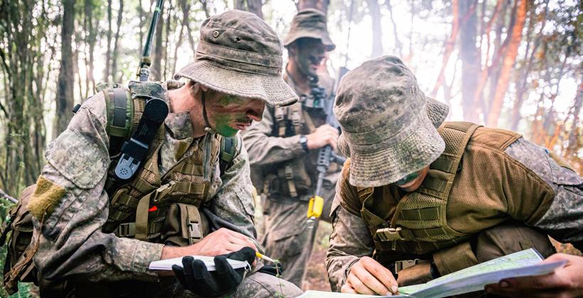 Virus risk a military threat
