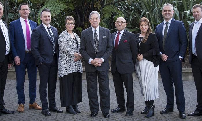 NZ First death knell for Tirikatene Bill
