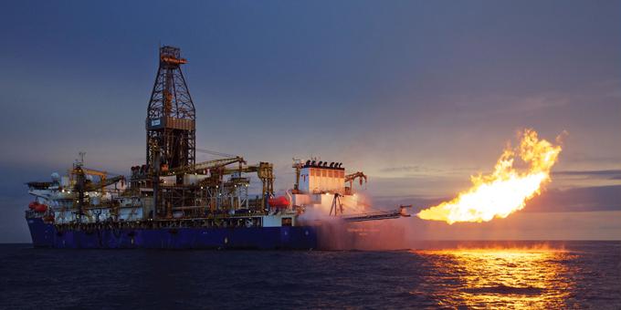 Jones backing oil exploration