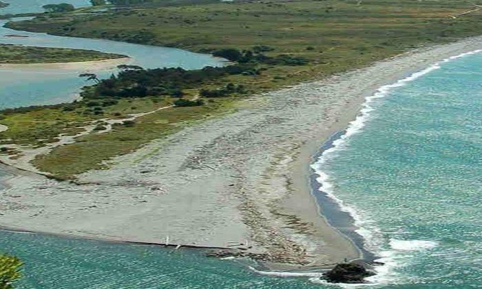 Coastal land grab ignored burial history
