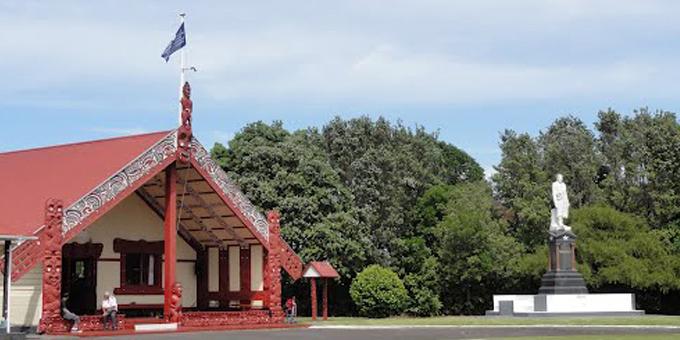 Pomare Day commemorations in Waitara