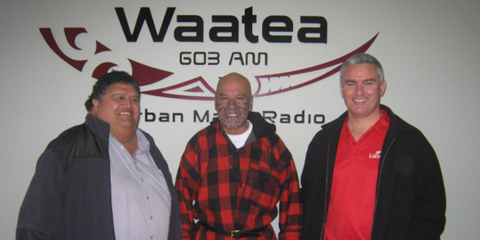 Māori role shared around