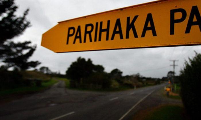 Parihaka principles drive OMV oil protesters