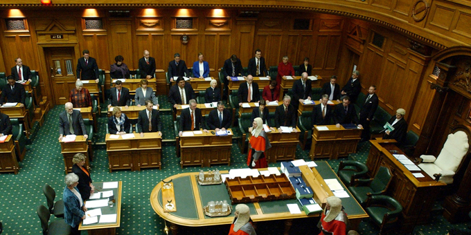 Return to parliament hard work