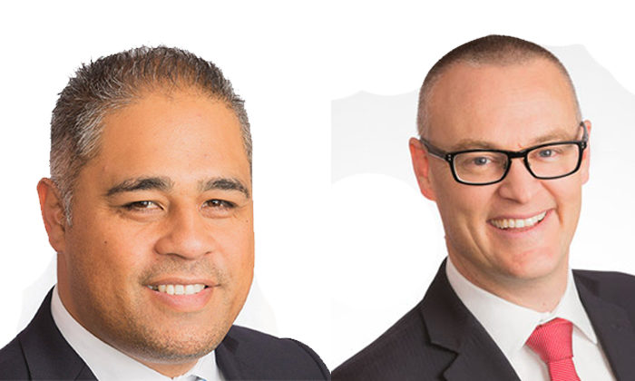 Henare in wings for top health role