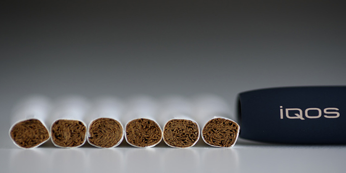 No trust for tobacco giant's e-cigs