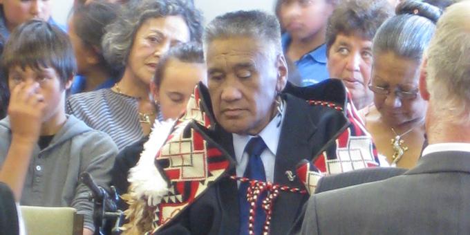 He kotuku rerenga tahi ō Ngāti Maniapoto kua hinga
