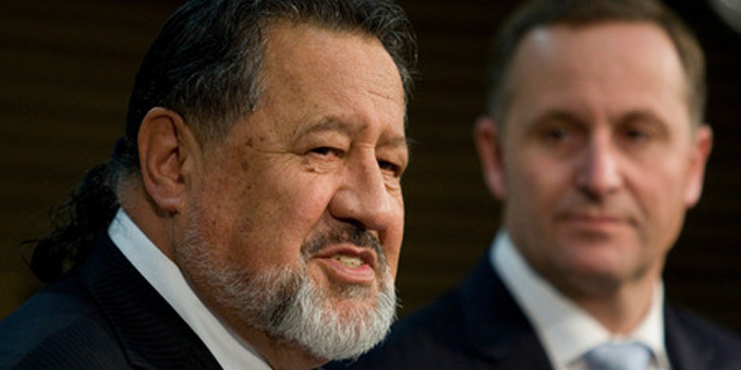 Leader for life unusual says NZ First