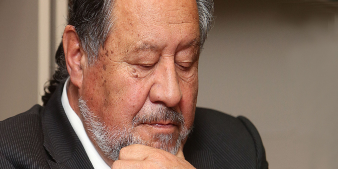 Māori Party trapped at top table